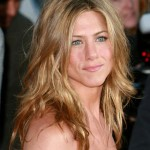 jennifer aniston ombre hair