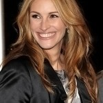 julia roberts ombre hair