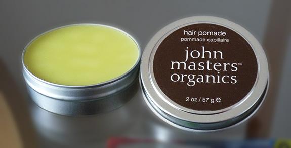 Pomada do włosów John Masters Organics