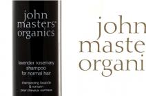 Szampon do włosów John Masters Lawenda i Rozmaryn