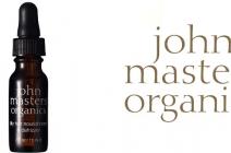 Kuracja intensywnie nawilżająca włosy John Masters Organics