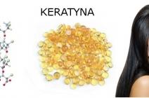 Keratyna hydrolizowana