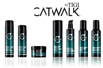 Odżywka bez spłukiwania do włosów kręconych Tigi Catwalk Curlesque