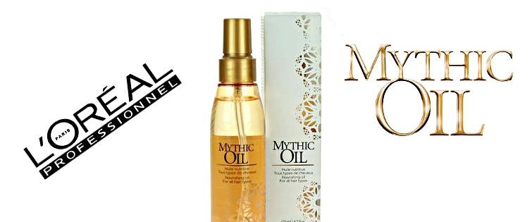 Olejek do włosów L'Oreal Mythic Oil
