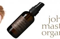 Tonik organiczny John Masters Rose & Aloe Hydrating
