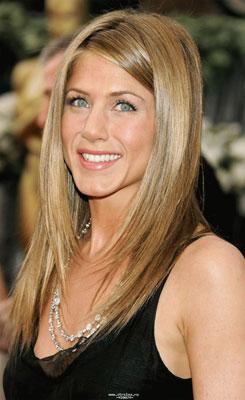 Świetlisty blond jak u Jennifer Aniston