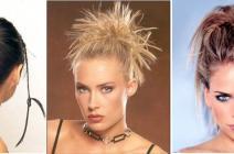Modne fryzury karnawałowe
