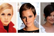 Najmodniejsze krótkie fryzury sezonu 2012