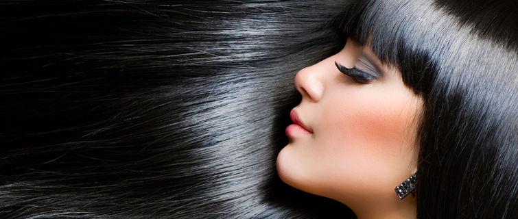 nabłyszczacz do włosów