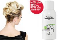 L'Oreal Hot Style Constructor – termoaktywny spray utrwalający włosy