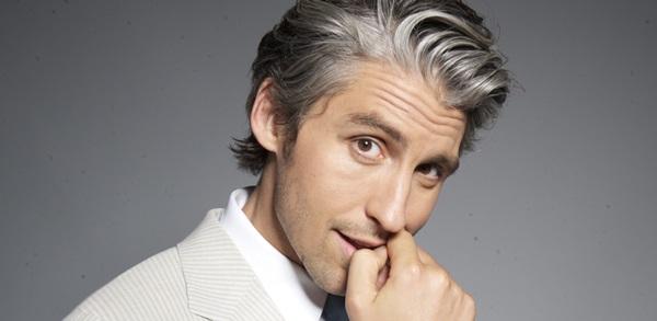 Włosy siwe - naturalne sposoby