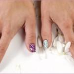 Modne zdobienie i kształt paznokci lato 2012