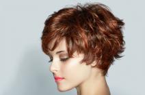 Stylizacja przy pomocy pasty do włosów