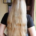 odżywka do włosów blond