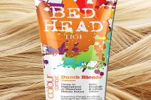 TIGI Colour Combat Dumb Blonde szampon do włosów blond i farbowanych