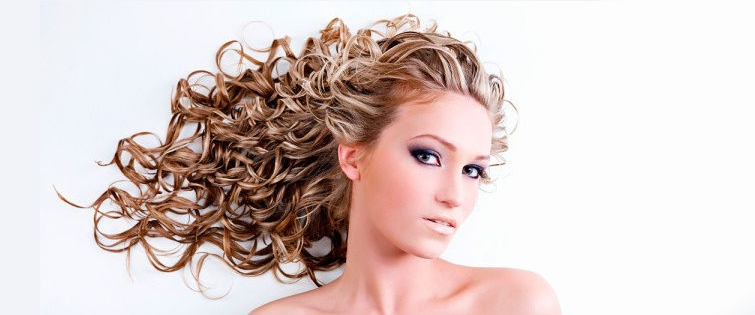 kręcone fryzury