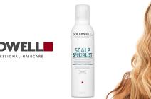 Goldwell Dualsenses Scalp Specialist – szampon do wrażliwej skóry głowy w piance