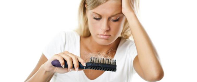 Hormonalne wypadanie włosów