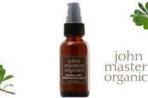 John Masters Organics regulujące serum z mącznicy lekarskiej