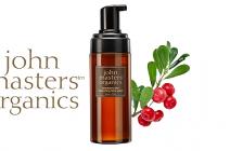 John Masters Organics Bearberry Face Wash regulujący żel do mycia twarzy z mącznicy lekarskiej