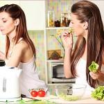 Jesienna dieta i stylizacja włosów