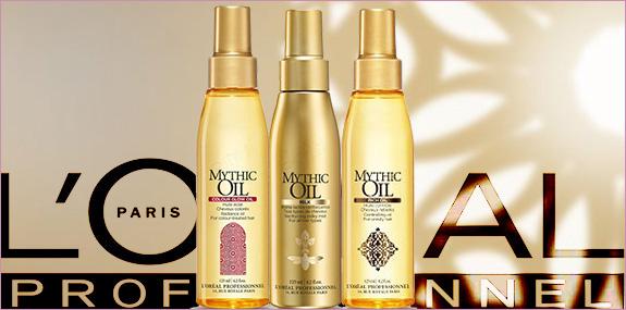 Nowe olejki do włosów L'Oreal Mythic Oil
