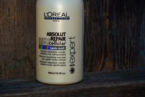 szampon regenerujący