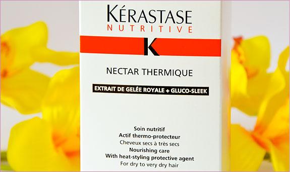 nektar termiczny do włosów suchych