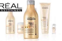L'Oreal Absolut Repair szampon regenerujący włosy zniszczone