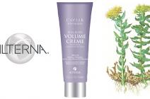 Krem do włosów nadający objętość Alterna SeaSilk Caviar Full-Body Volume Creme