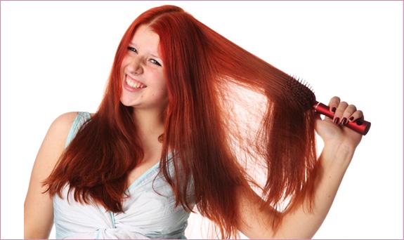 Bezpieczna stylizacja włosów