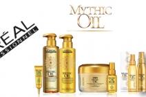 Nowości serii L'Oreal Mythic Oil