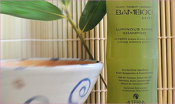 szampon nabłyszczający