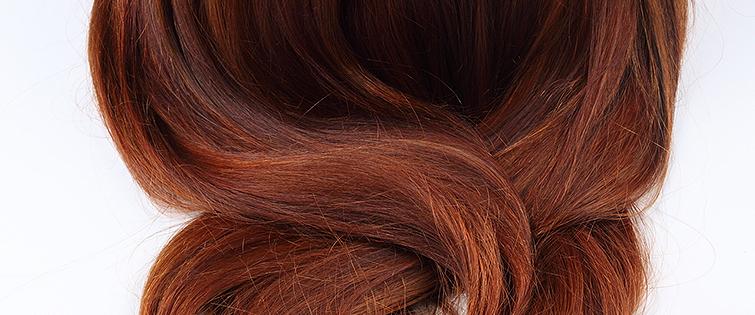 włosy grube