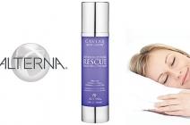 Kuracja włosów na noc Alterna Caviar Overnight Rescue Hair