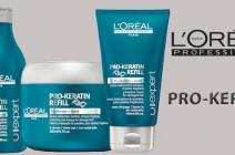 Kosmetyki L'Oreal Pro-Keratin