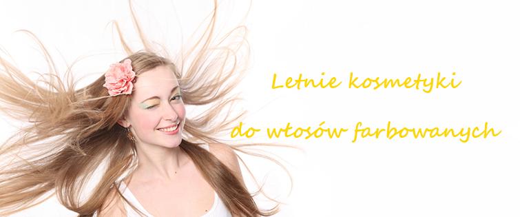 kosmetyki do włosów farbowanych