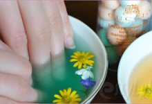 5 kroków letniego manicure