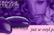 Promocja szczotek do włosów Tangle Teezer
