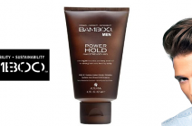 Alterna Bamboo MEN Power Hold Maximum Strength Gel Bardzo mocny żel do włosów