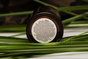 wosk w sztyfcie Alterna Bamboo Men Texturizing Wax - skład