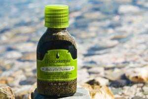 olejek do włosów Macadamia 30 ml - opakowanie