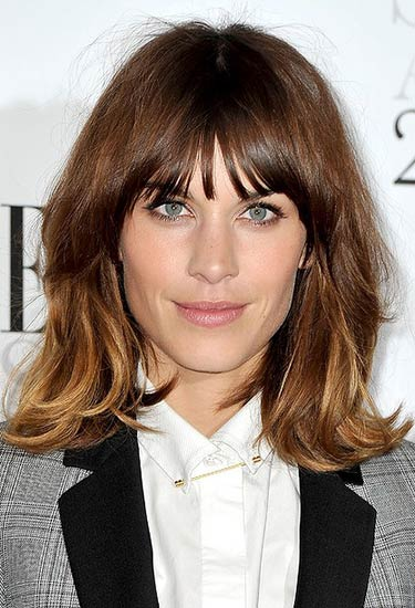 Alexa Chung Hair And Hairstyles Inspiration  Photos