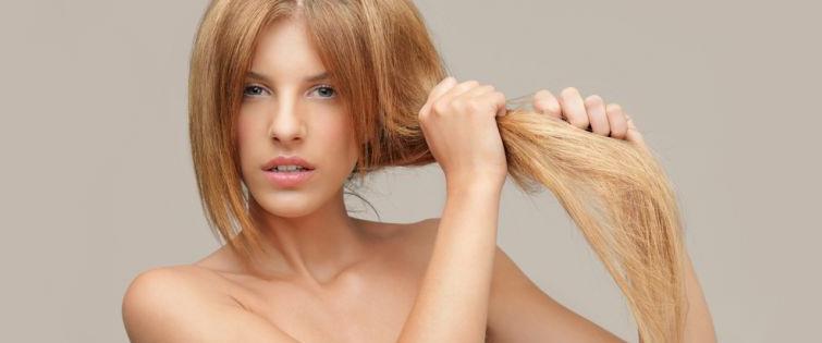 włosy uwrażliwione