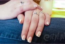 Starzenie skóry dłoni