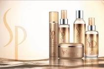Olejki do włosów Wella SP Luxe Oil