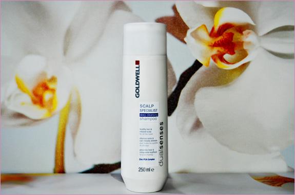 szampon oczyszczający