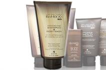 Alterna Bamboo Men – szampon i żel pod prysznic