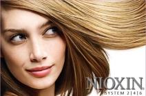 Nioxin do włosów widocznie przerzedzonych
