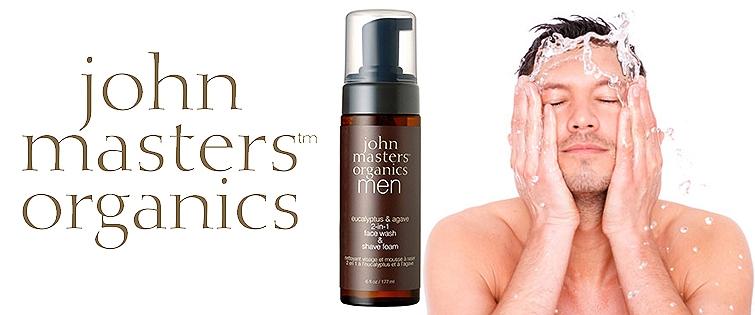 pianka do mycia twarzy i golenia